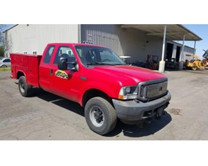 Ford F-350 Service / Utility Truck