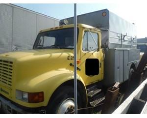International 4900 Service Truck