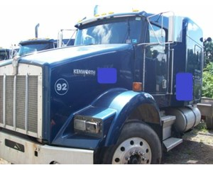 Kenworth T800 Heavy Duty Spec