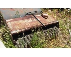 Bobcat Sweeper 60   Sweeper