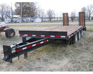 Crosley  16x102 15 Ton Tri-Axle