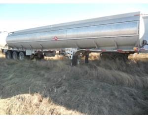 Fruehauf  High Capacity Tanker