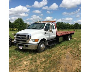 Ford F-650 Tow Truck