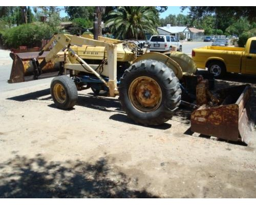 Ford 3500 Tractor : Ford tractor manual online
