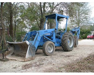 Ford  4500 Backhoe Loader