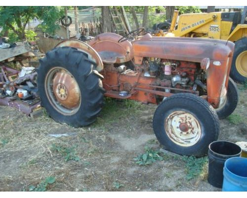 601 Ford Tractor Diesel : Ford workmaster for sale sanford fl
