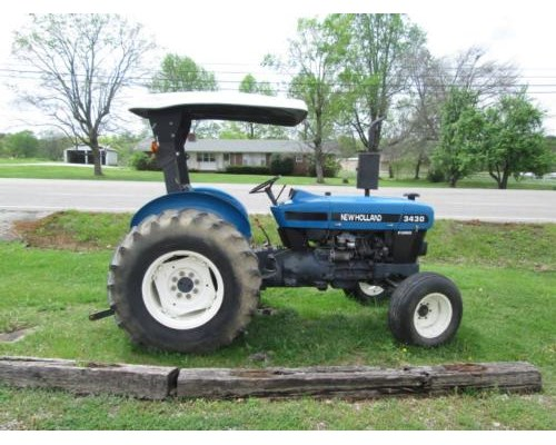 1996 New Holland Tractor : New holland tractor for sale sanford