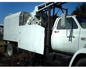 GMC Topkick 7000  Vac Truck