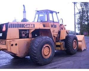 CASE W36 Wheel Loader