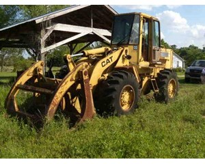 Caterpillar 926E Wheel Loader