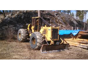 Caterpillar 518G Logging / Forestry Equipment