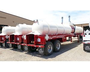 Tiger NEW 2014 TIGER 5000 GALLON SINGLE COMPARTMENT ACID TRAILER Chemical / Acid Tank Trailer