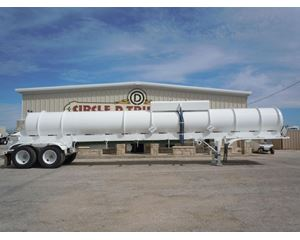 Tiger NEW DOT 412 THREE COMPARTMENT ACID TRANSPORT Chemical / Acid Tank Trailer