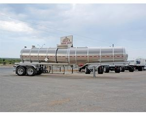 TREMCAR Crude Oil Tank Trailer