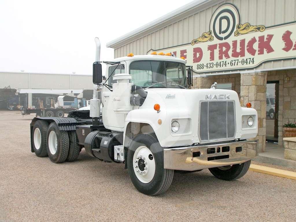 1980 mack r686st flatbed dump truck for sale 612 299 miles abilene tx 4816. Black Bedroom Furniture Sets. Home Design Ideas