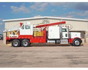 Peterbilt 388 Fuel / Lube Truck