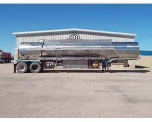 Fruehauf TKP-F2-R-5000 Gasoline / Fuel Tank Trailer