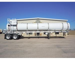 Tiger DOT 407-412/SP12516 COMPOSITE / FRP SINGLE COMPARTMENT TRANSPORT General Tank Trailer
