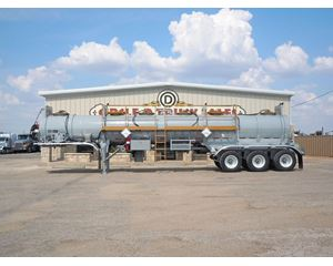 Tiger NEW TIGER 4000 GALLON DOT LIQUID GEL TRANSPORT TRAILER General Tank Trailer