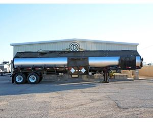 Tiger NEW TIGER 4000 GALLON INSULATED GEL SLURRY TRANSPORT TRAILER, General Tank Trailer