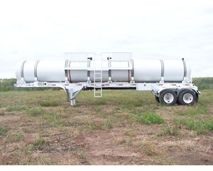 Tiger TIGER DOT 412-407/SP12516 COMPOSITE TRAILER General Tank Trailer