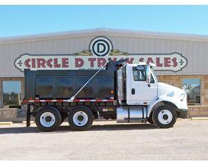 International 8600 Heavy Duty Dump Truck