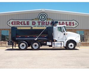 International 9200 Heavy Duty Dump Truck