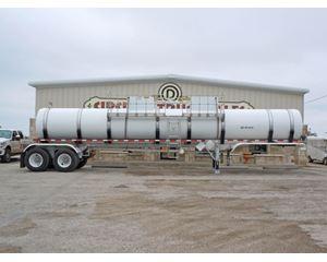 CUSTOM NEW BRENNER DOT 407/412 FRP TRAILER Oil Field Trailer
