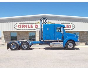 Freightliner CL12064ST Sleeper Truck
