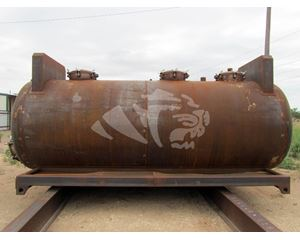 Tiger DOT VACUUM TANKS Tank / Vacuum Body