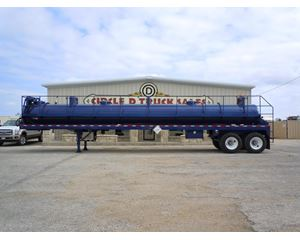 Tiger Vacuum Tank Trailer