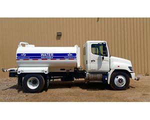 Hino 338 Water Wagon
