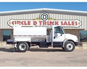 International 4400 Water Wagon