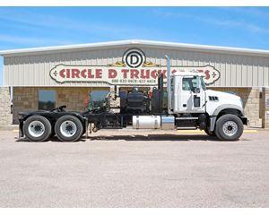 Mack GRANITE GU713 Winch / Oil Field Truck