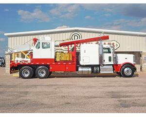 Peterbilt 388 Winch / Oil Field Truck