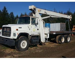Ford LNT8000 Crane Truck