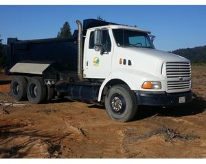 Sterling Super 10 Dump Truck Dump Truck