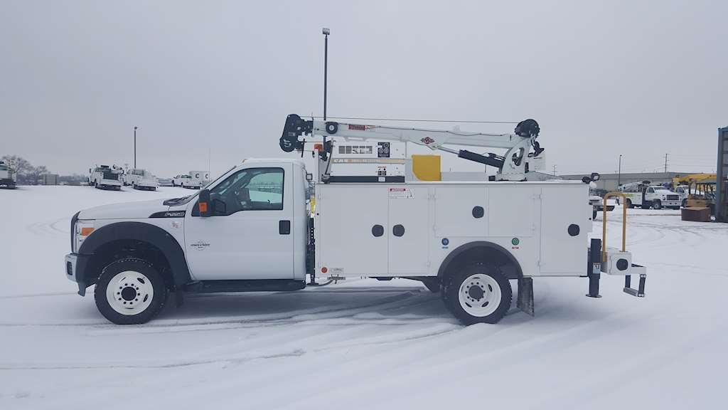 Imt Service Truck Bumper Step : F imt service truck autos post