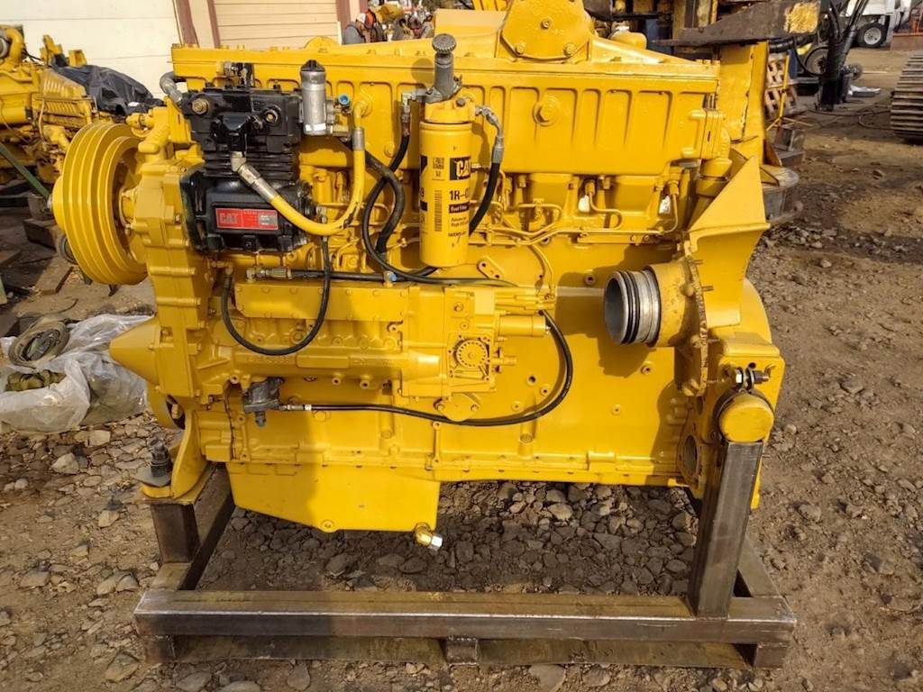 Caterpillar 3406c Engine For Sale