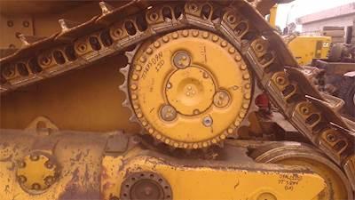 Caterpillar D9N Final Drive