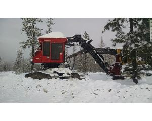 Timbco 445D Logging / Forestry Equipment