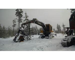 Volvo 210VLC Logging / Forestry Equipment