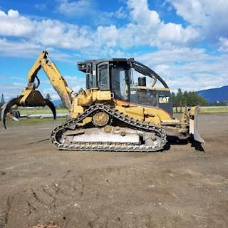 Caterpillar 527 Skidder