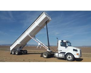 Paisano 38 ft light weight end dump Dump Trailer