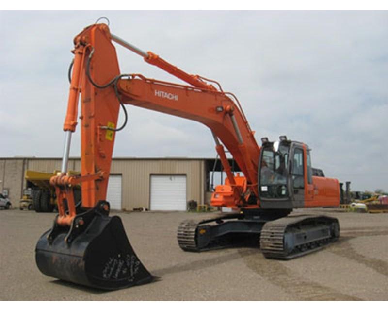 Hitachi ZX350 LC Excavator