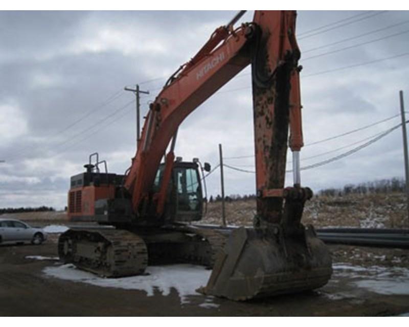 Hitachi ZX470 LC-5B Excavator