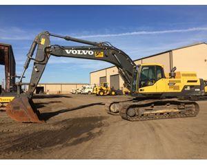 Volvo EC340DL Crawler Excavator