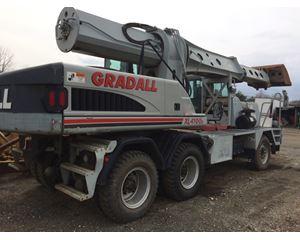 Gradall XL4100 II Mobile Excavator