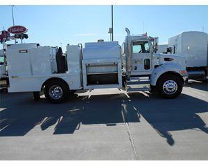 Peterbilt 337 Fuel / Lube Truck