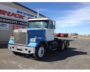 Volvo WX64T Cabover Day Cab